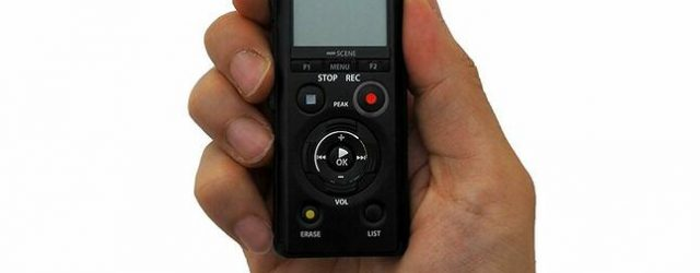 Meilleur dictaphone Avis Test accueil